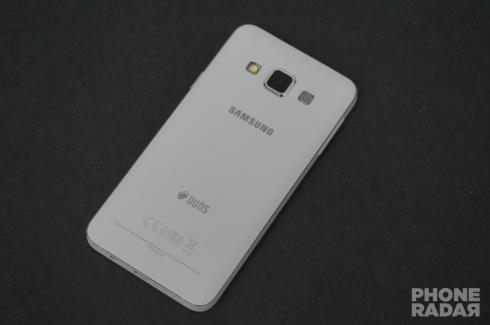 Samsung Galaxy A3 Back