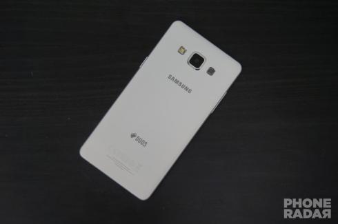 Samsung Galaxy A5 Back