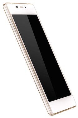 Gionee Elife S7 side