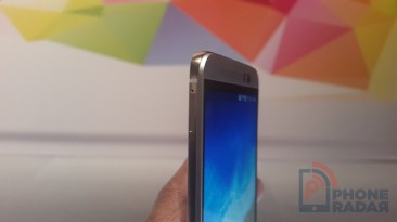 HTC One M9 Hands-on Left