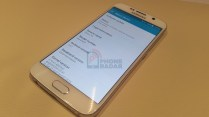 Samsung Galaxy S6 About
