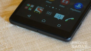 Sony Xperia C4 Front Bottom