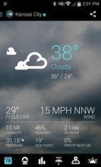 1Weather Widget Forecast Radar