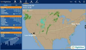 FlightView Free Flight Tracker