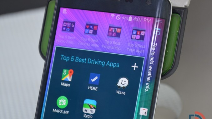Top 5 Best Driving Apps