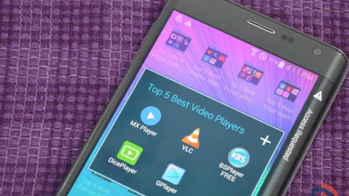 Top 5 Best Video Players Apps