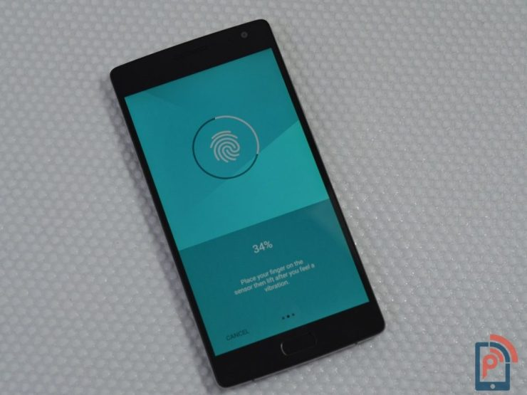 OnePlus 2 - Fingerprint Feature