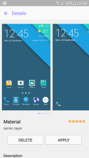 Samsung Galaxy S6 - Material Design (2)