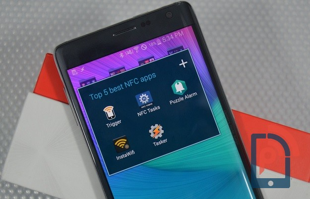 Top 5 NFC Apps for Android
