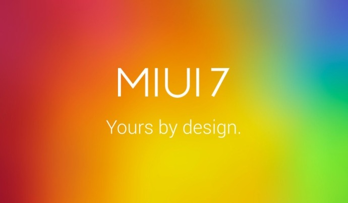 MIUI7 Global Launch