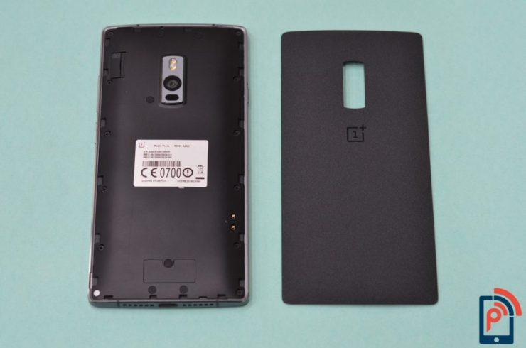 OnePlus 2 - non Removable Battery