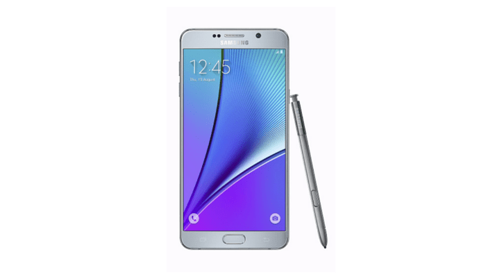 Samsung Glaxat Note 5 Featured image