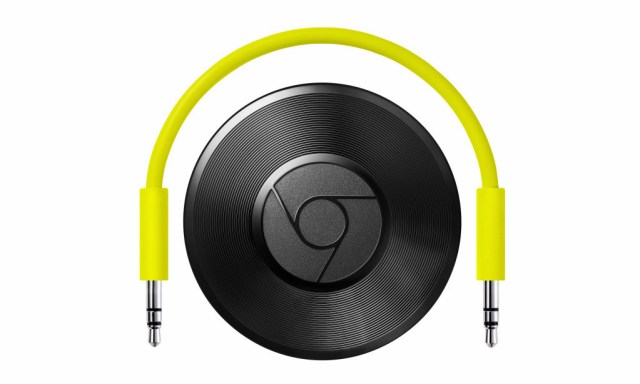 Chromecast Audio - Featured