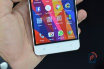 Gionee F103 - Capacitive Buttons