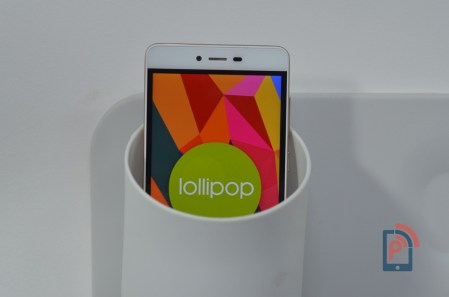 Gionee F103 - Lollipop