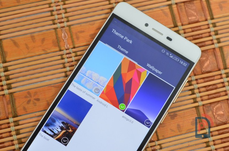Gionee F103 - Theme Park