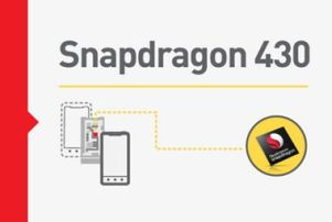 Qualcomm Snapdragon 430 processors
