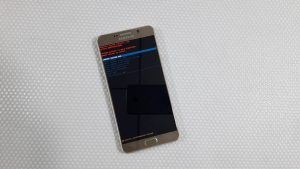 Samsung Galaxy Note 5 Factory Reset 7