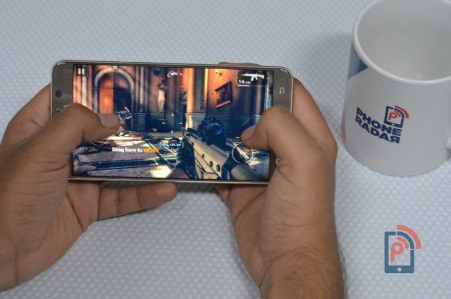 Samsung Galaxy Note 5 - Gaming