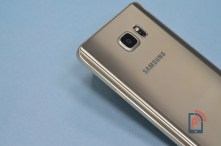 Samsung Galaxy Note 5 - Right Edge