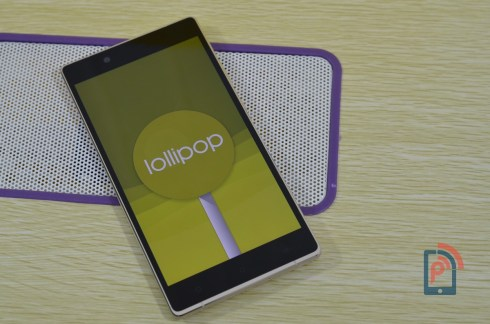 Gionee Elife E8 - Android Lollipop
