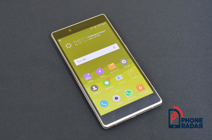 Gionee Elife E8 - Featured