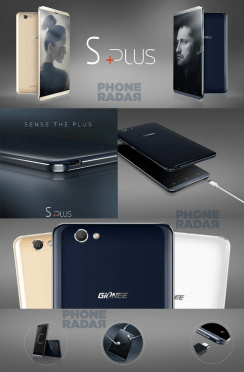 Gionee S Plus Details
