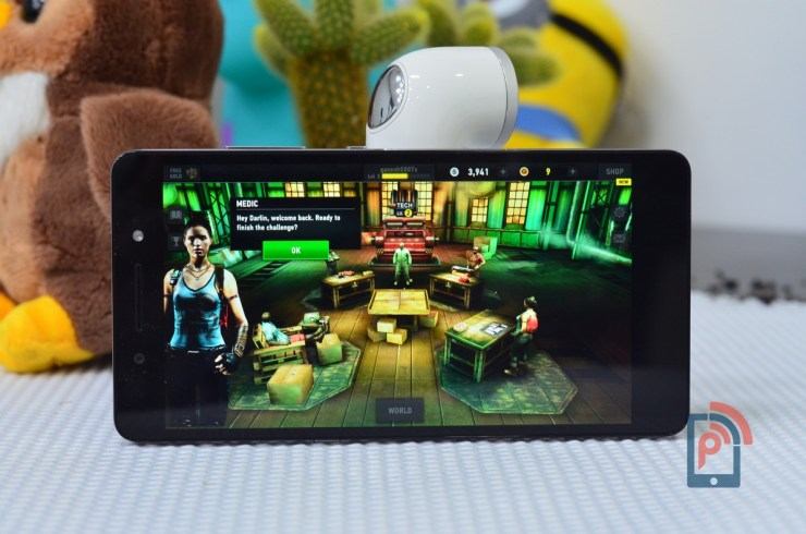 Honor 7 - Gaming
