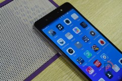 Honor 7 - Left Edge