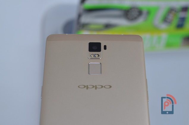 Oppo R7 Plus - Fingerprint Scanner