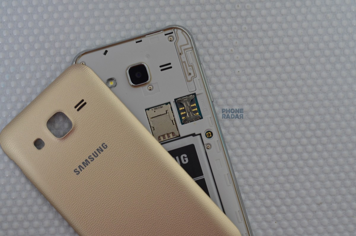 Samsung Galaxy J2 Tips Tricks Faqs Useful Options Phoneradar My User Flip Cover Prime Gold Insertion Of Sim On The Device Is Very Simple To Insert Your Switch Off Remove Back Panel And Battery From