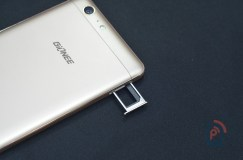 Gionee Marathon M5 - Left Edge