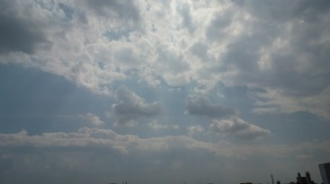 Samsung Galaxy ON7 - Cloud Capture in Natural Light 2