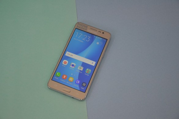 Samsung Galaxy On5 front