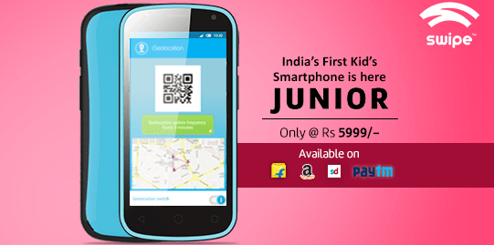 Swipe Junior Smartphone (2)