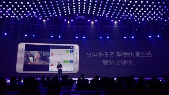 Vivo X6 Multitasking