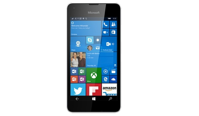 Microsoft Lumia 550 Feature
