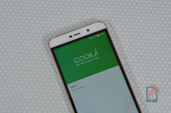 Coolpad Note 3 - Cool UI