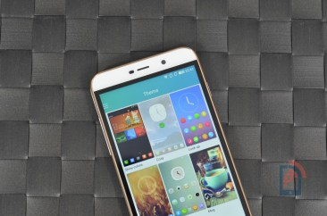 Coolpad Note 3 Lite - Themes