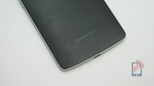 Lenovo K4 Note - Bottom of Rearside
