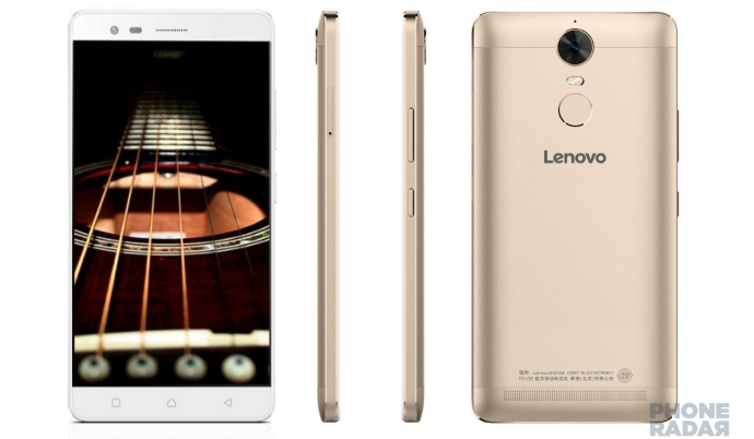 89988c6d715 Lenovo Vibe K5 Note   upgraded Vibe K5 Plus with Metal Body Launched in  India