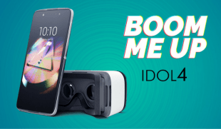 Alcatel Idol 4 Smartphone with VR Support Launched in India for Rs. 16,999