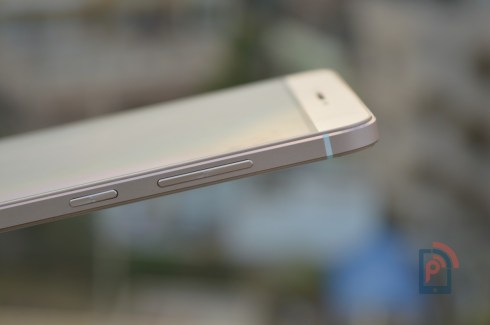 Gionee S6 - Volume Rocker Keys and Power Button