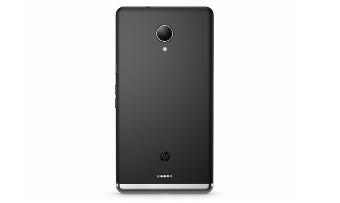HP Elite X3 - Rear side