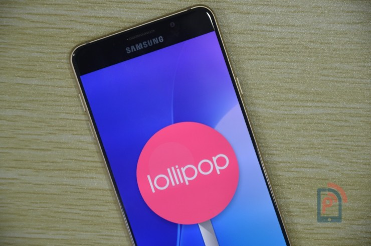 Samsung Galaxy A7 2016 Edition - Android Lollipop