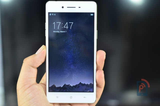 Oppo F1 - Software
