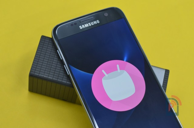 Samsung Galaxy S7 - Android Marshmallow