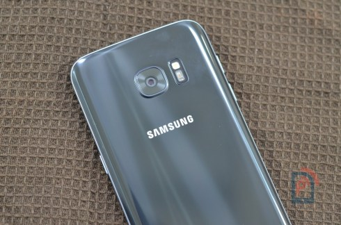 Samsung Galaxy S7 - Shiny Glass Back (3)