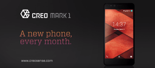 creo mark 1 phoneradar