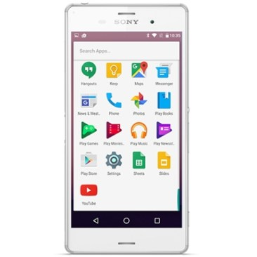 Android N Developer Preview Xperia Z3 (2)
